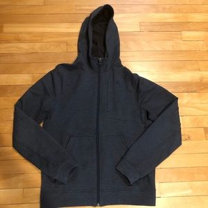 Lululemon blue lightweight jacket